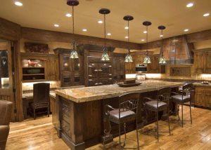 kitchen overhead lighting kitchen