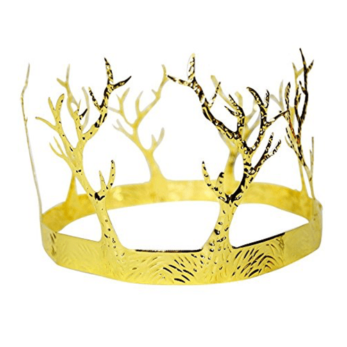 Gold Branch Game of Thrones Crown