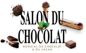 スイーツ情報 SALON DU CHOCOLAT (サロン・デュ・ショコラ)
