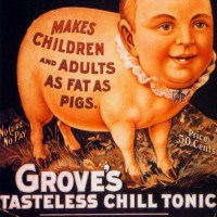 Unusual and Weird Vintage Ads