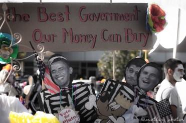 Best Government Money Can Buy 01 _Dia de los Muertos ABQ 2012