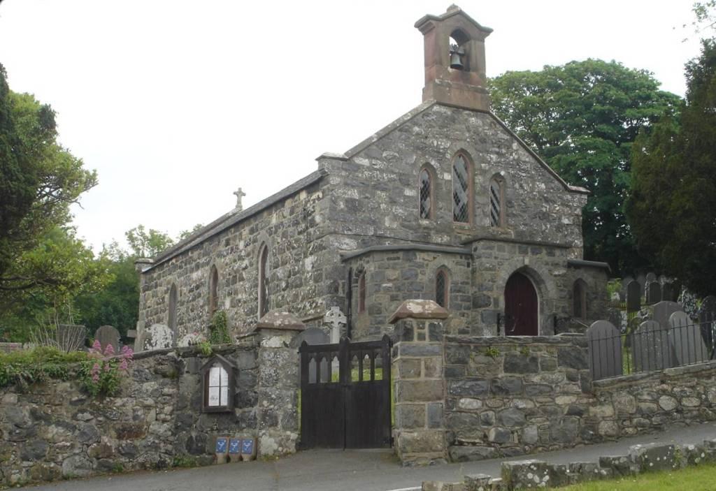 St Celynins Church