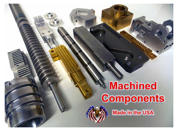 Motion Control  - LM76 - Machined-Components and Systems