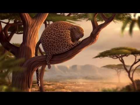 ROLLIN` SAFARI – what if animals were round?