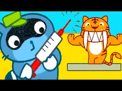 Fun Pango Story Time For Kids – Pango Wild Life Animal Doctor Funny Interact Gameplay In Pango Zoo