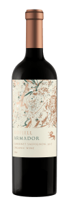 Odfjell Armador Cabernett Sauvignon is made from organic grapes grown in Valle del Maipo, Chile.