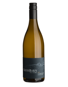 Crossbarn Chardonnay is made by  winemaker Paul Hobbs, famous for his former winermaking role at Opus One.