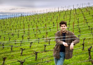 Alban Debeaulieu is the young French winemaker at Abbott Claim, Antony Beck's ambitious new Oregon pinot noir and chardonnay project.