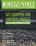 Wines and Vines Magazine addresses the concerns of wine industry professionals.