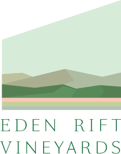 Eden Rift Vineyards are located in the Gavilan Mountains near Monterey Bay.