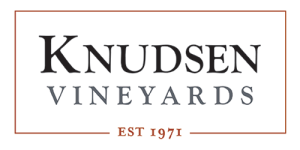 Knudsen Vineyards, Dundee Hills, Willamette Valley, OR.
