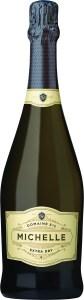 Domaine Ste. Michelle Extra Brut sparkling wine.