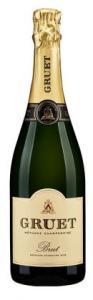 Gruet Brut sparkling wine.