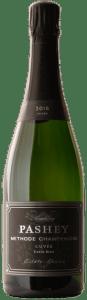 Trisaetum Pashey 2016 Estate Cuvée Extra Brut.