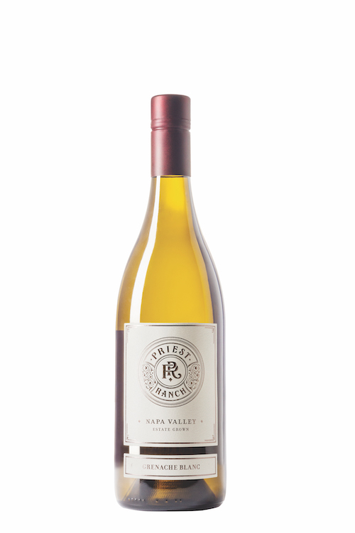 Priest River Grenache Blanc is a Rhone varietal produced in Napa Valley.