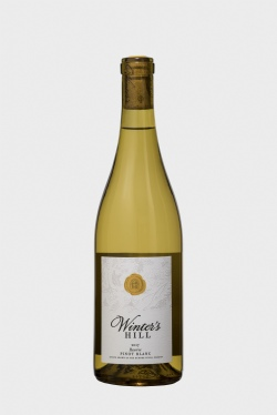 Winter's Hill Estate Pinot Blanc is made from estate fruit.