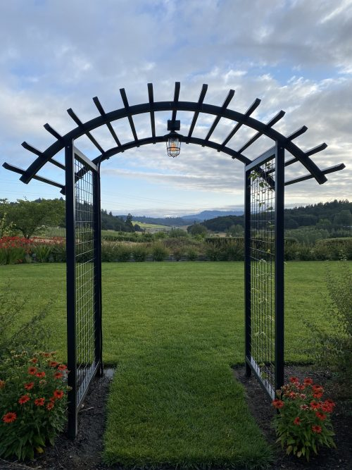Abbey Road Farm is a sustainable getaway in Oregon Wine Country.