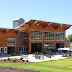 Stoller Family Estate Experience Center is located in Oregon's Willamette Valley Wine Country.