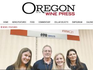 Oregon Wine Press September 2021