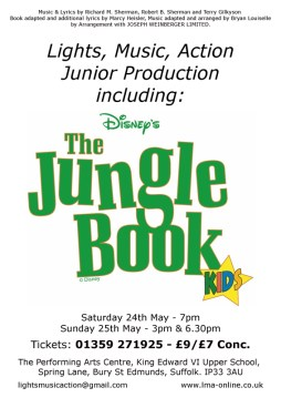 The Jungle Book Kids / LMA Junior Production