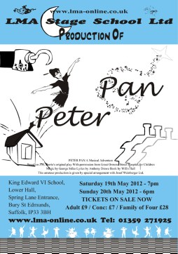 Peter Pan 2012 / LMA Production