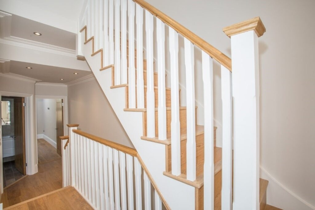 Loft Conversion Staircases Which Is Right For You Lmb Lofts   Spiral Staircase For Loft Conversion   Loft Room   Stairwell Low   Narrow   Tight Space   Step By Step