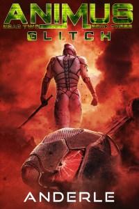 Glitch book cover