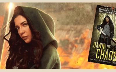 Introducing Caitlin Harrison from The Caitlin Chronicles!