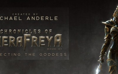 Collecting The Goddess Book Trailer