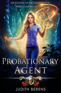 Probationary Agent ebook cover