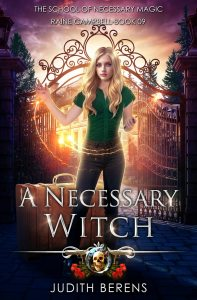 A Necessary Witch eBook Cover