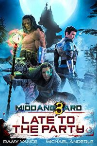 Late To The Party eBook Cover