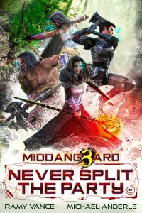Middang3ard eBook cover