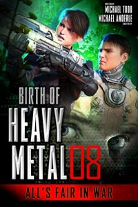 Birth of Heavy Metal 08 Cover