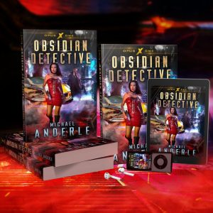 Obsidian Detective cover