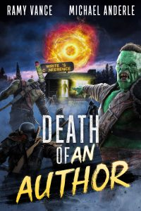 Death of an Author eBook cover