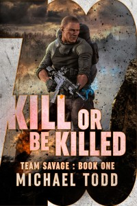 Kill or be Killed eBook cover