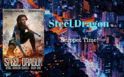 Steel Dragon Snippet Time!