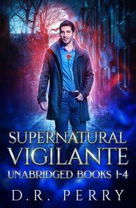 Supernatural Vigilante eBook Cover