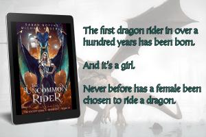 The uncommon rider banner