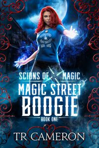 Magic Street Boogie ebook cover