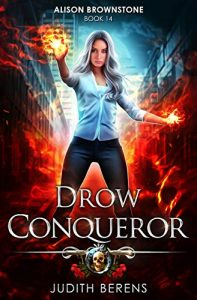 Drow Conquerer ebook cover