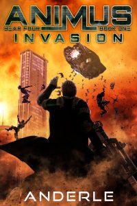 Invasion ebook cover