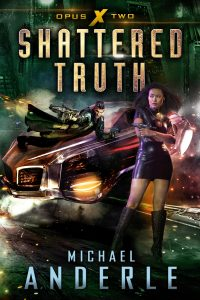 Shattered Truth ebook cover