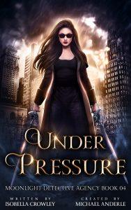 Under Pressure eBook cover