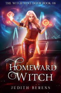 Homeward Witch ebook cover