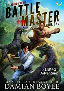 battle master ebook cover