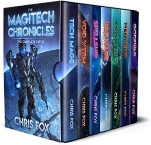 Magitech omnibus ebook cover