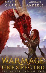 Warmage ebook cover
