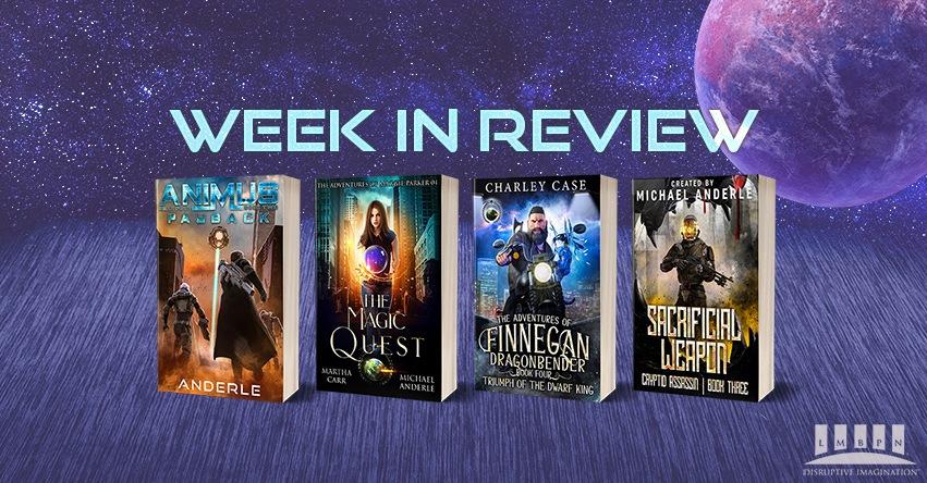 Week in Review Banner